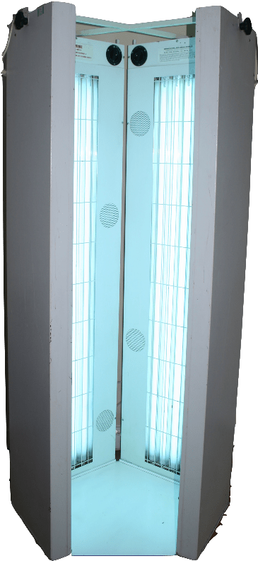 Oasis Vertical Sunbed Hire £75 for 4 weeks